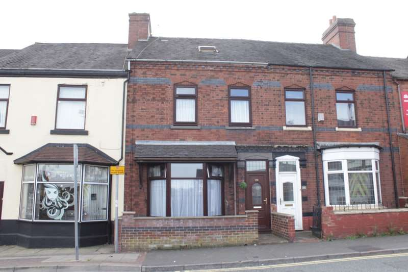 4 Bedrooms Terraced House for sale in Birches Head Road, Stoke-on-Trent, Staffordshire, ST1