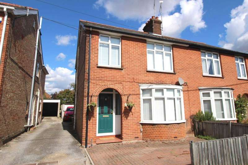 3 Bedrooms Semi Detached House for sale in Washington Road, Maldon