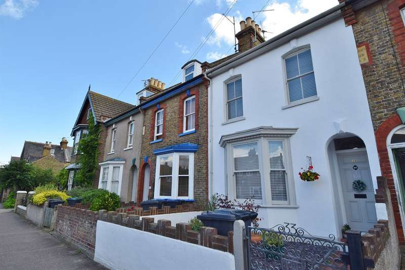 4 Bedrooms Terraced House for sale in South Road, Herne Bay
