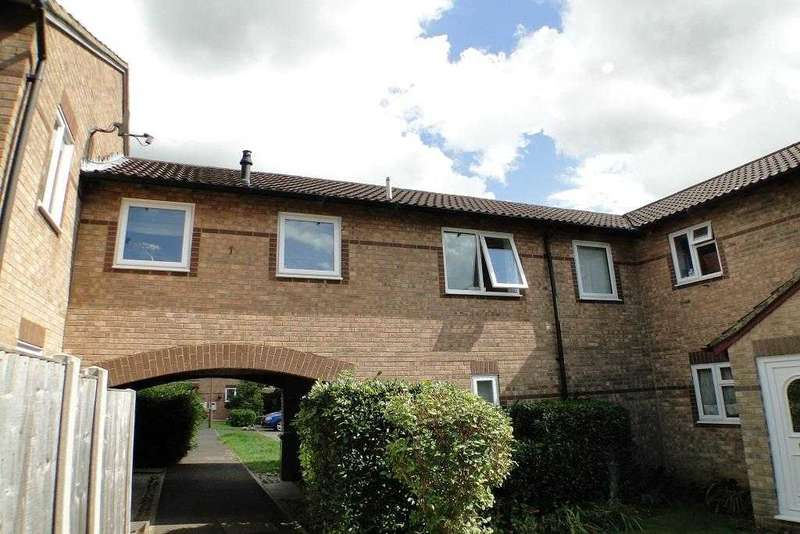 1 Bedroom Maisonette Flat for sale in Hexham Gardens, Milton Keynes