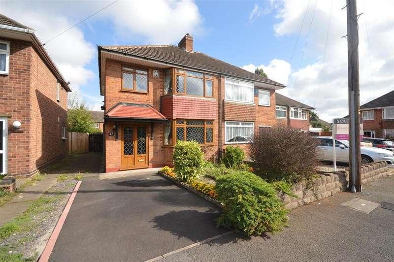 3 Bedrooms Semi Detached House for sale in Braymoor Road, Birmingham