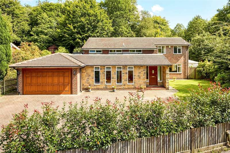 5 Bedrooms Detached House for sale in Hopgarden Lane, Sevenoaks, Kent, TN13
