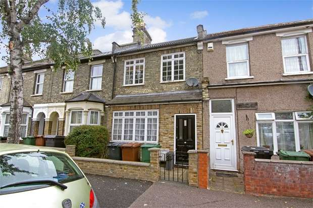 2 Bedrooms Terraced House for sale in Chandos Avenue, Walthamstow, London