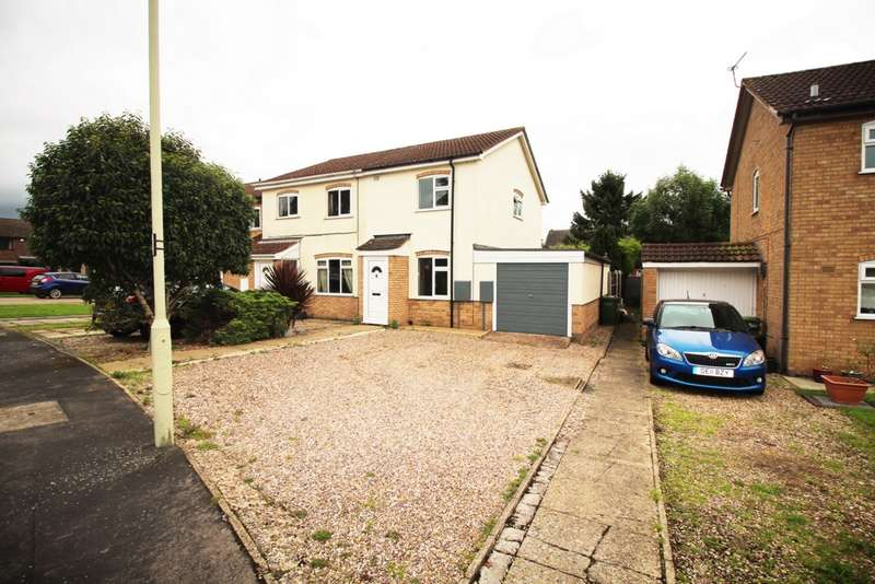 3 Bedrooms End Of Terrace House for sale in Ellison Close, Leicester, LE18