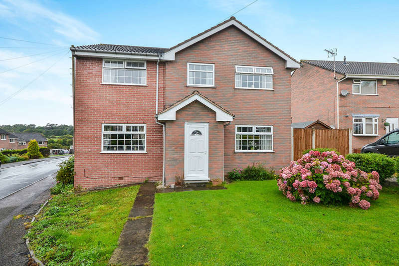 5 Bedrooms Detached House for sale in Acer Close, Pinxton, Nottingham, NG16