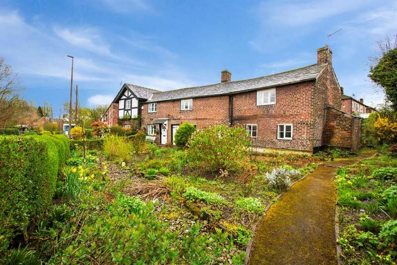 5 Bedrooms Cottage House for sale in Greenleach Lane, Worsley, M28 2RR