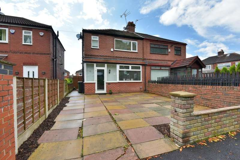 3 Bedrooms Semi Detached House for sale in Reddish Vale Road, Reddish, Stockport, SK5 7HB