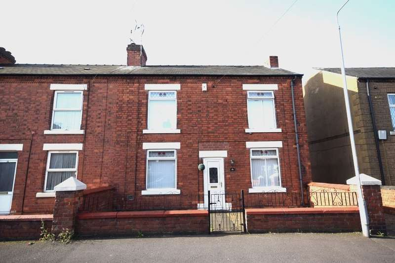 3 Bedrooms Semi Detached House for sale in Alexandra Street, Kirkby-In-Ashfield, Nottingham, NG17