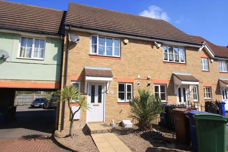 2 Bedrooms Semi Detached House for sale in Plymouth Road, Chafford Hundred