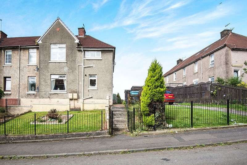 4 Bedrooms Flat for sale in Morven Street, Coatbridge, ML5