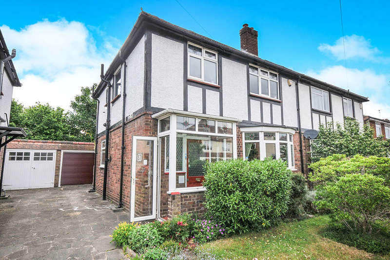 3 Bedrooms Semi Detached House for sale in Princes Plain, Bromley, BR2