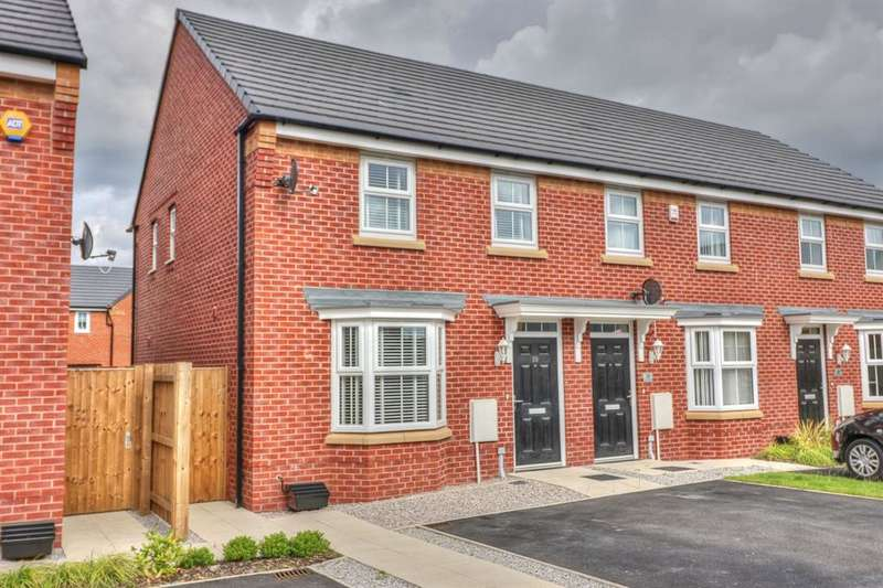 3 Bedrooms Mews House for sale in Jones Way, Rochdale, OL16 4FX