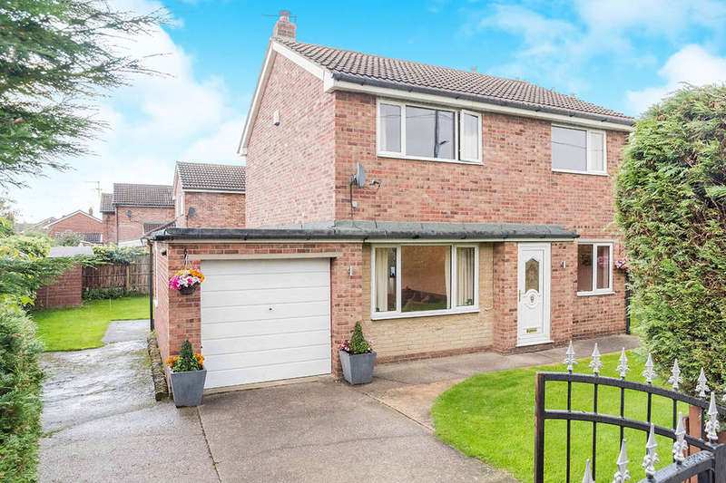 3 Bedrooms Detached House for sale in Whiphill Lane, Armthorpe, Doncaster, DN3