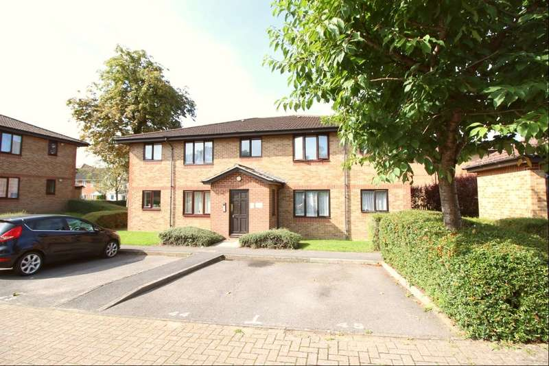 1 Bedroom Flat for sale in Kern Close, Southampton, SO16