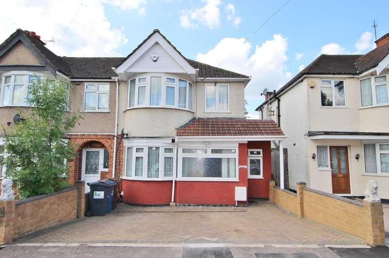 4 Bedrooms End Of Terrace House for sale in Lynton Road, Harrow, London, HA2