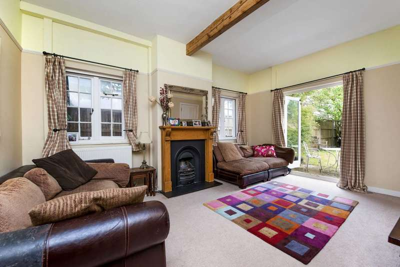 2 Bedrooms Cottage House for sale in Cross Lanes, Guildford, GU1