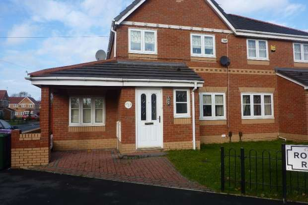 4 Bedrooms Semi Detached House for sale in Rockwell Road, Liverpool, L12