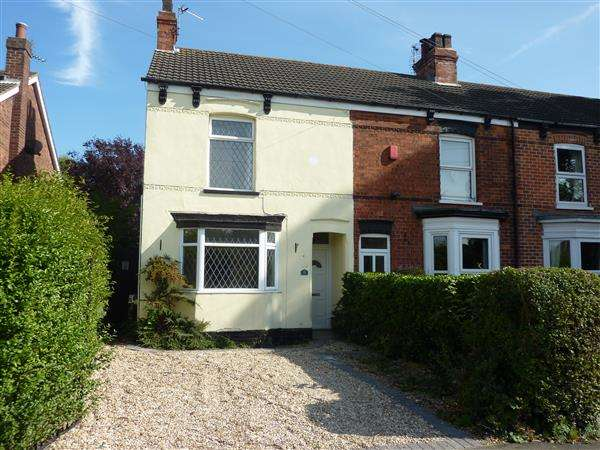 3 Bedrooms End Of Terrace House for sale in STATION ROAD, HEALING, GRIMSBY