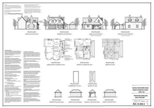 4 Bedrooms Land Commercial for sale in Dunmow, Essex