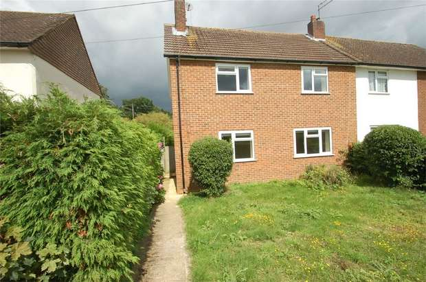 3 Bedrooms Semi Detached House for sale in Butterfield Lane, St Albans, Hertfordshire