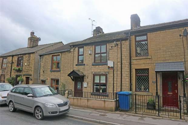 3 Bedrooms Terraced House for sale in Market Street, Whitworth, Rochdale, Lancashire
