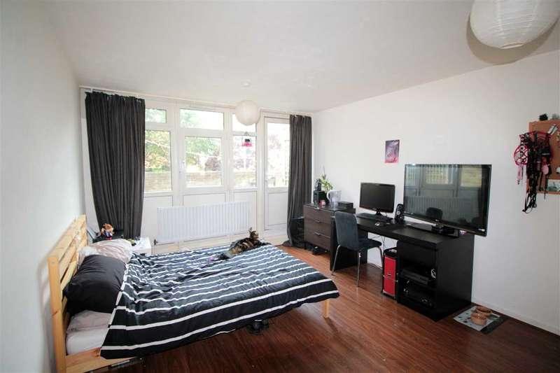 3 Bedrooms Flat for sale in Burrow House, Aytoun Road, Brixton