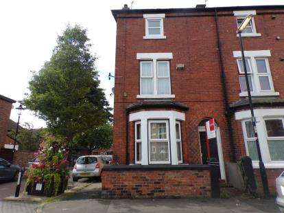 3 Bedrooms Terraced House for sale in Whitechapel Street, Didsbury, Manchester, Greater Manchester