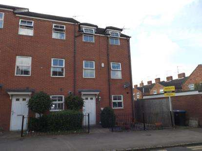 3 Bedrooms End Of Terrace House for sale in Lathkill Street, Market Harborough, Leicestershire, .