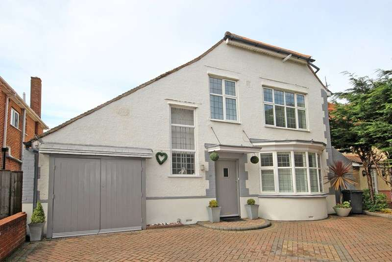 5 Bedrooms Detached House for sale in Belle Vue Road, Southbourne, Bournemouth