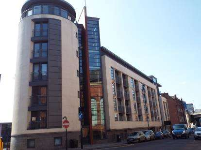 1 Bedroom Flat for sale in Marconi House, Melbourne Street, Newcastle Upon Tyne, Tyne and Wear, NE1