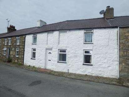 3 Bedrooms Terraced House for sale in Stryd Y Llan, Nefyn, Pwllheli, Gwynedd, LL53