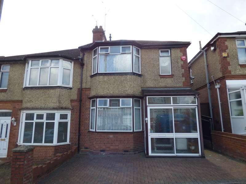 3 Bedrooms Semi Detached House for sale in Alton Road