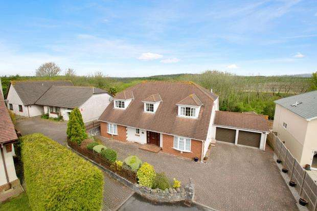4 Bedrooms Detached House for sale in Ashtree Grove, Plymouth, Devon