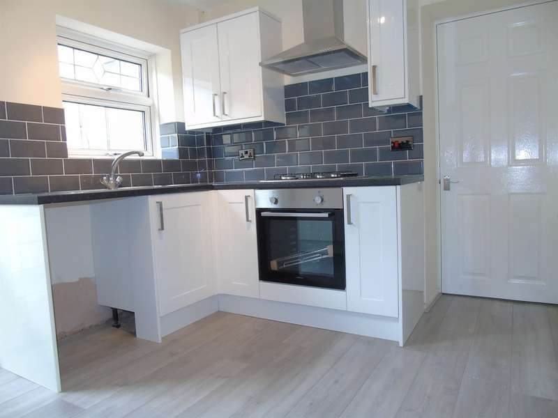 2 Bedrooms Terraced House for sale in Scarborough Road, Pontypridd