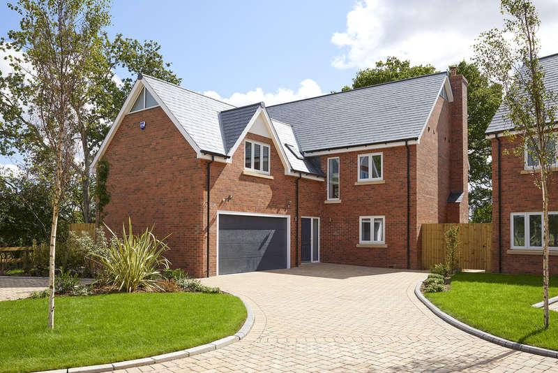 5 Bedrooms Detached House for sale in Plot 5 Burrard Park