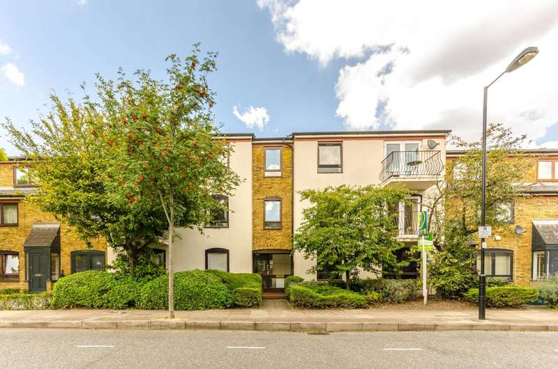 2 Bedrooms Flat for sale in Lofting Road, Barnsbury, N1