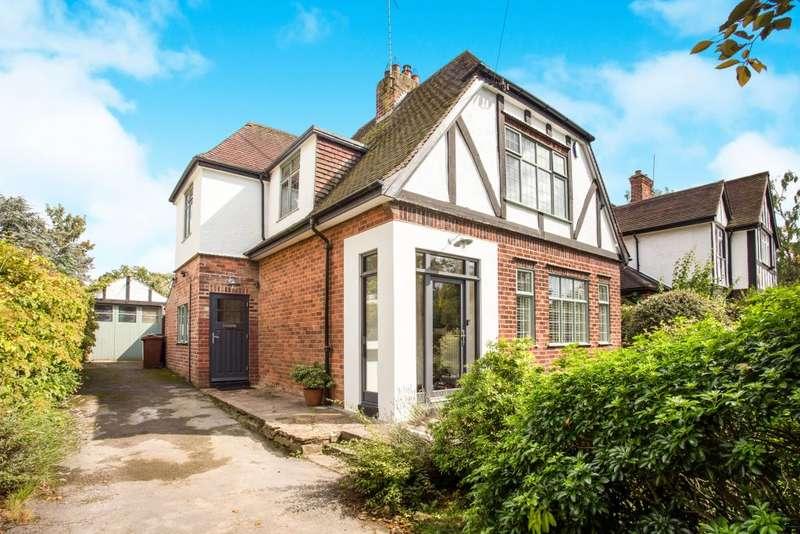 3 Bedrooms Detached House for sale in Sheepwalk Lane, Ravenshead, Nottingham, NG15 9FE