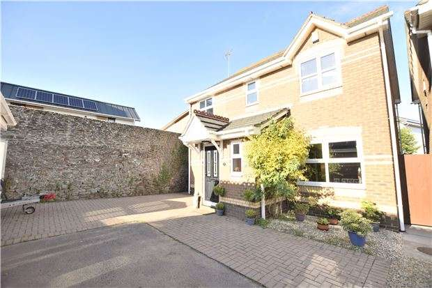 4 Bedrooms Detached House for sale in Gover Road, Hanham, BS15 3JZ
