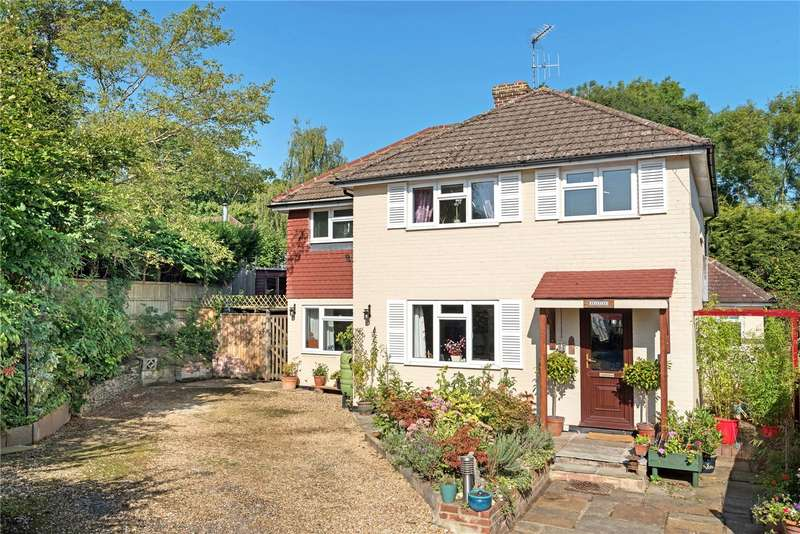 4 Bedrooms Detached House for sale in Ash Tree Close, Grayswood, Haslemere, Surrey, GU27