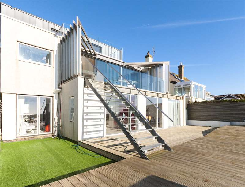 6 Bedrooms Detached House for sale in Old Fort Road, Shoreham-by-Sea, West Sussex, BN43