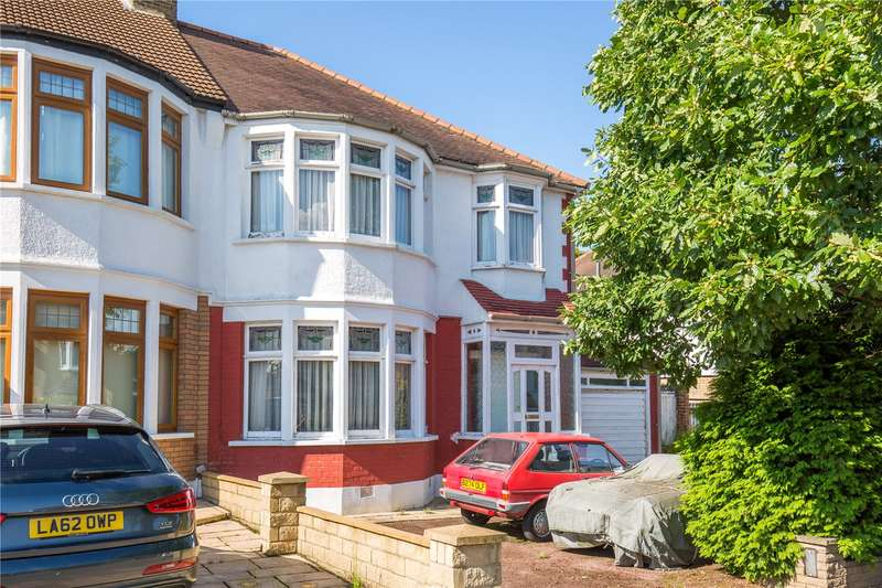 3 Bedrooms Semi Detached House for sale in Oaklands, Winchmore Hill, London, N21