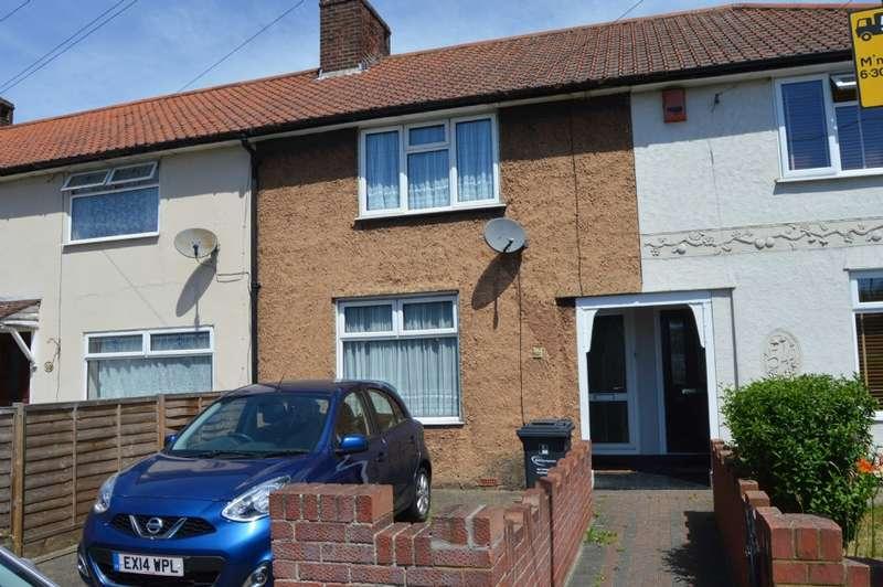 2 Bedrooms Terraced House for sale in Westfield Road, Dagenham
