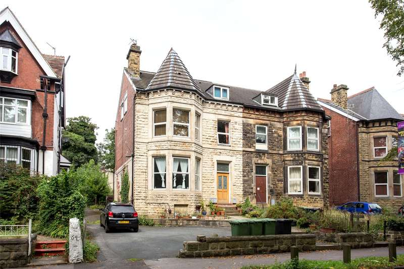 1 Bedroom Flat for sale in Harehills Avenue, Leeds, West Yorkshire, LS8