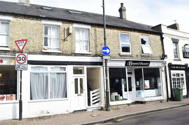 1 Bedroom Flat for sale in Hitchin Street, Biggleswade, Bedfordshire