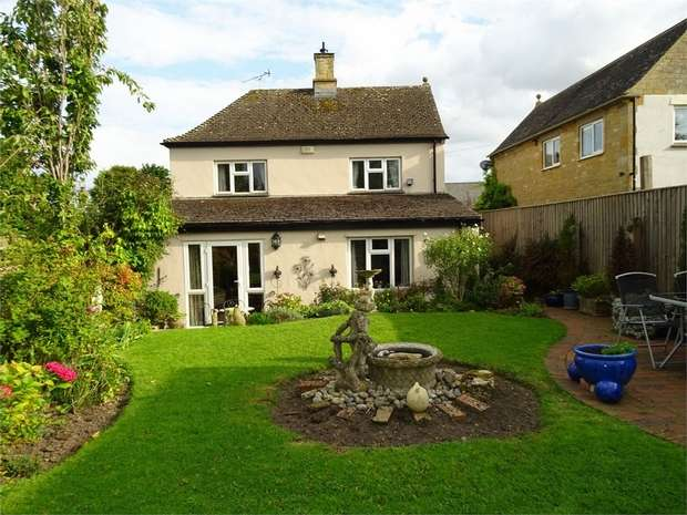 3 Bedrooms Detached House for sale in High Street, Fifield, Chipping Norton, Oxfordshire