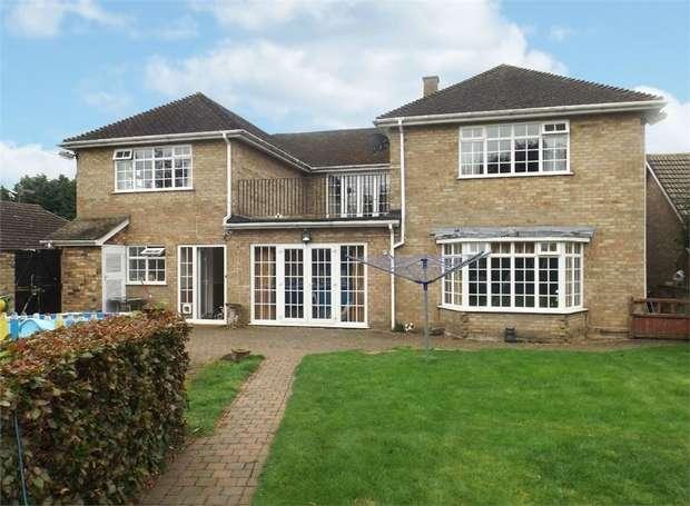 5 Bedrooms Detached House for sale in School Road, Walton Highway, Wisbech, Norfolk