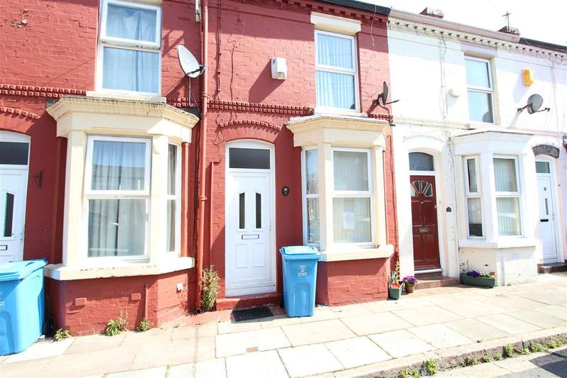 2 Bedrooms Terraced House for sale in Victor Street, Wavertree, Liverpool