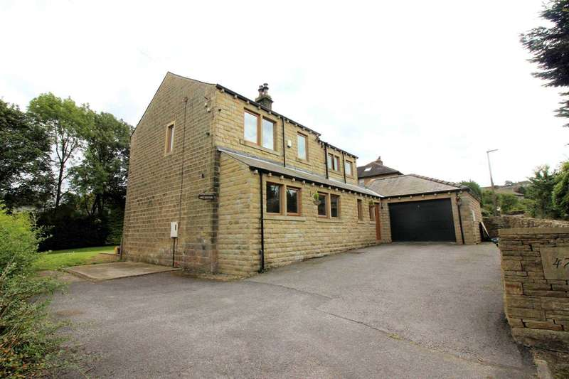 4 Bedrooms Detached House for sale in Ing House,Colders Lane, Meltham