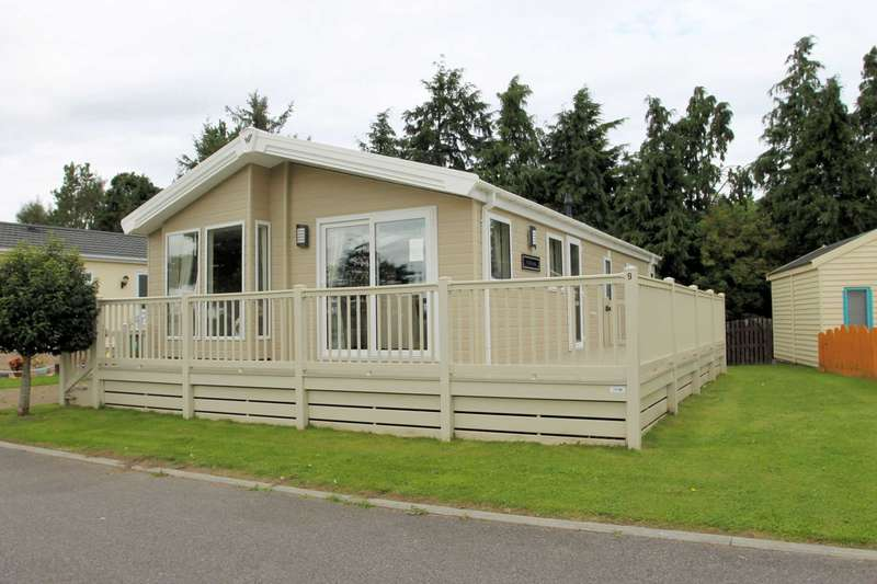 3 Bedrooms Detached Bungalow for sale in Spindrift Park Homes, Nairn