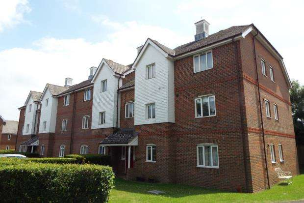 2 Bedrooms Flat for sale in Mallard Way, Aldermaston, Reading
